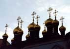 Cupolas of the Terem Churches